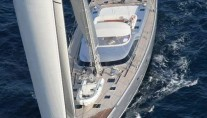 Luxury sailing yacht Attimo
